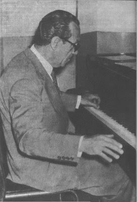Carlos Di Sarli al Piano