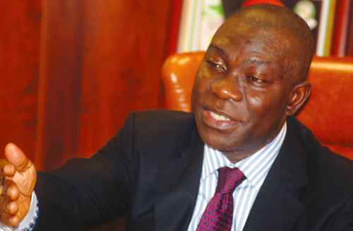 Ekweremadu frowned at incessant attacks in Igboland & some other parts by suspected herdsmen, and called for legislations restricting cattle to ranches