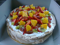 Pavlova, available 1 layer or 2 layer