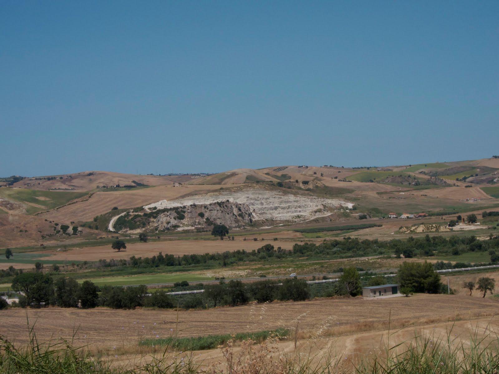 Rete natura 2000 in molise piani di gestione 07 20 11 for Piani di serra in collina