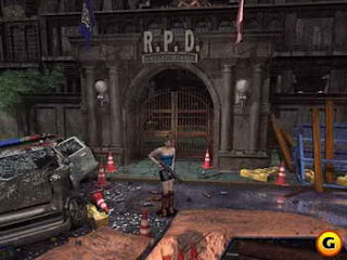 Download Resident Evil 3 PC Game