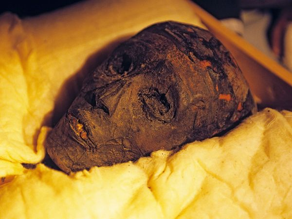 The king's burial in Ancient Egypt ~ Ancient Egypt Facts