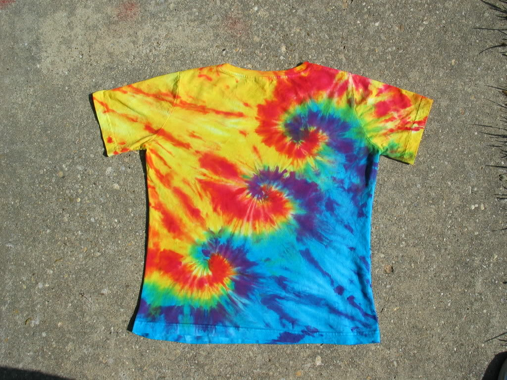 tie dye at home children s museum
