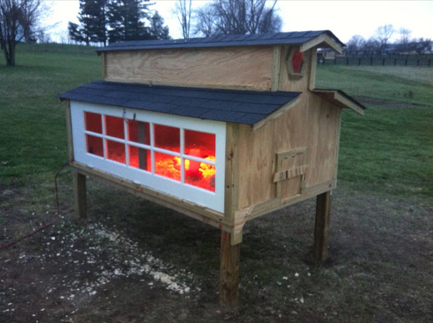 Cute Backyard Chicken Coops : backyard, chicken, coop, backyard chickens, chicken coop