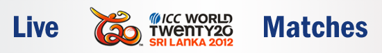 ICC World Twenty Twenty 2012
