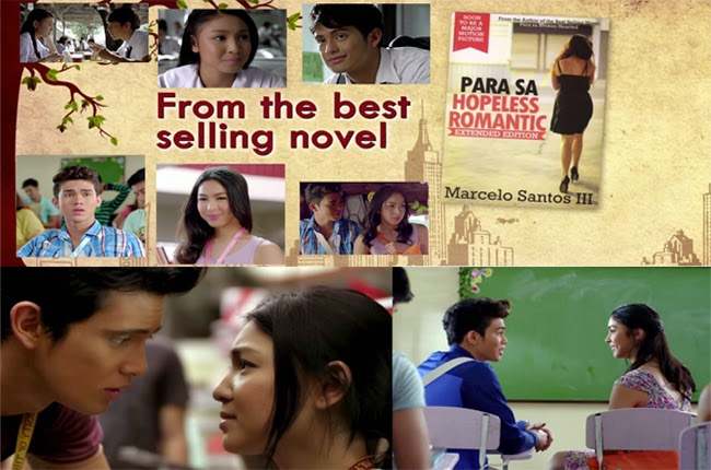 James Reid, Nadine Lustre Together with Julia Barreto and Iñigo Pascual in 'Para Sa Hopeless Romantic' Movie