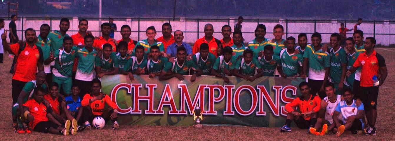 Salgaocar FC - Goa Pro League Champions