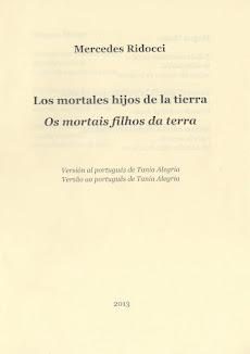 LOS MORTALES HIJOS DE LA TIERRA - Plaquette bilingüe
