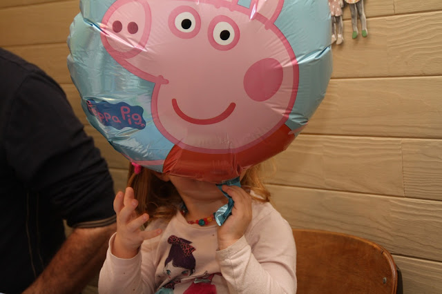 ballon peppa pig