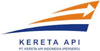 logo kereta api indonesia KAI
