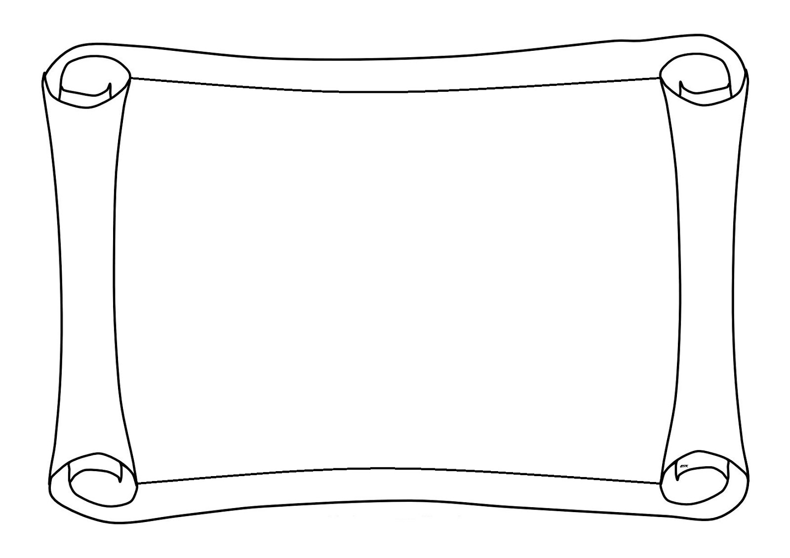 A4 SIZE Simple BORDER DESIGNS FOR PC ASSIGNMENT | (: We ...
