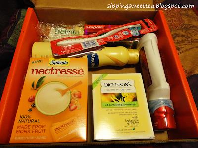 Influenster Sugar n' Spice VoxBox