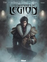 Les chroniques de Legion t.4 (Junio-2012)