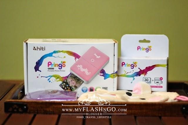 商品评介与开箱 | 小巧轻便的相片打印机 Pringo P231 Wifi