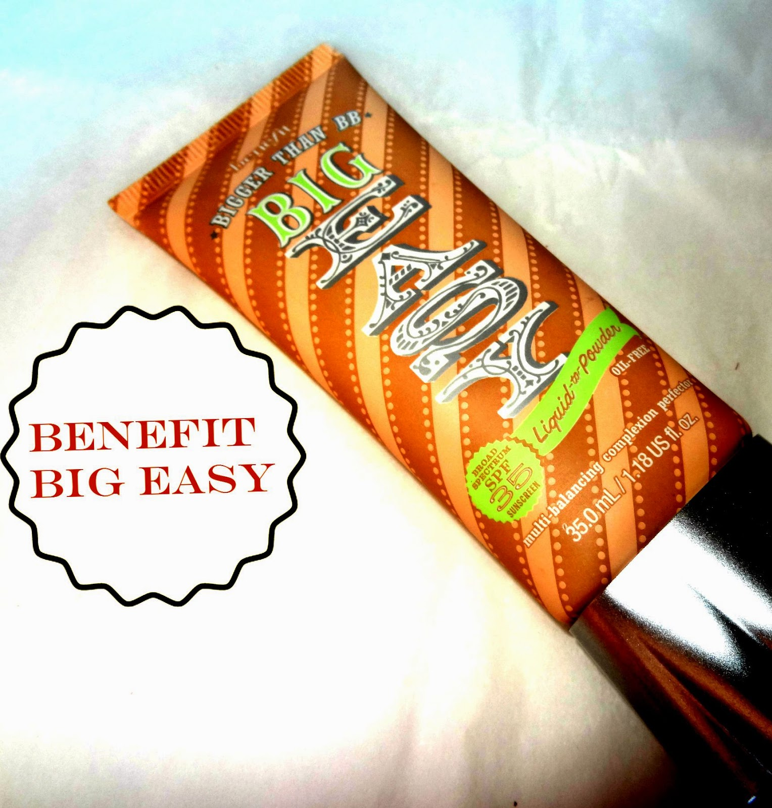 a picture of Benefit Big Easy Complexion Perfector