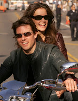 Tom Cruise and Katie Holmes File For Divorce