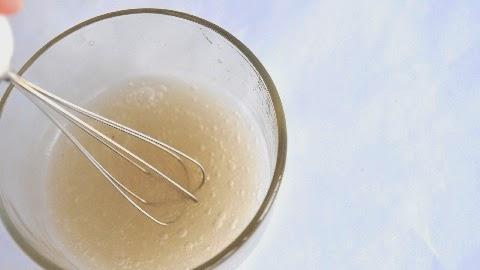 طريقة صنع جل طبيعي للشعر من بذور الكتان7