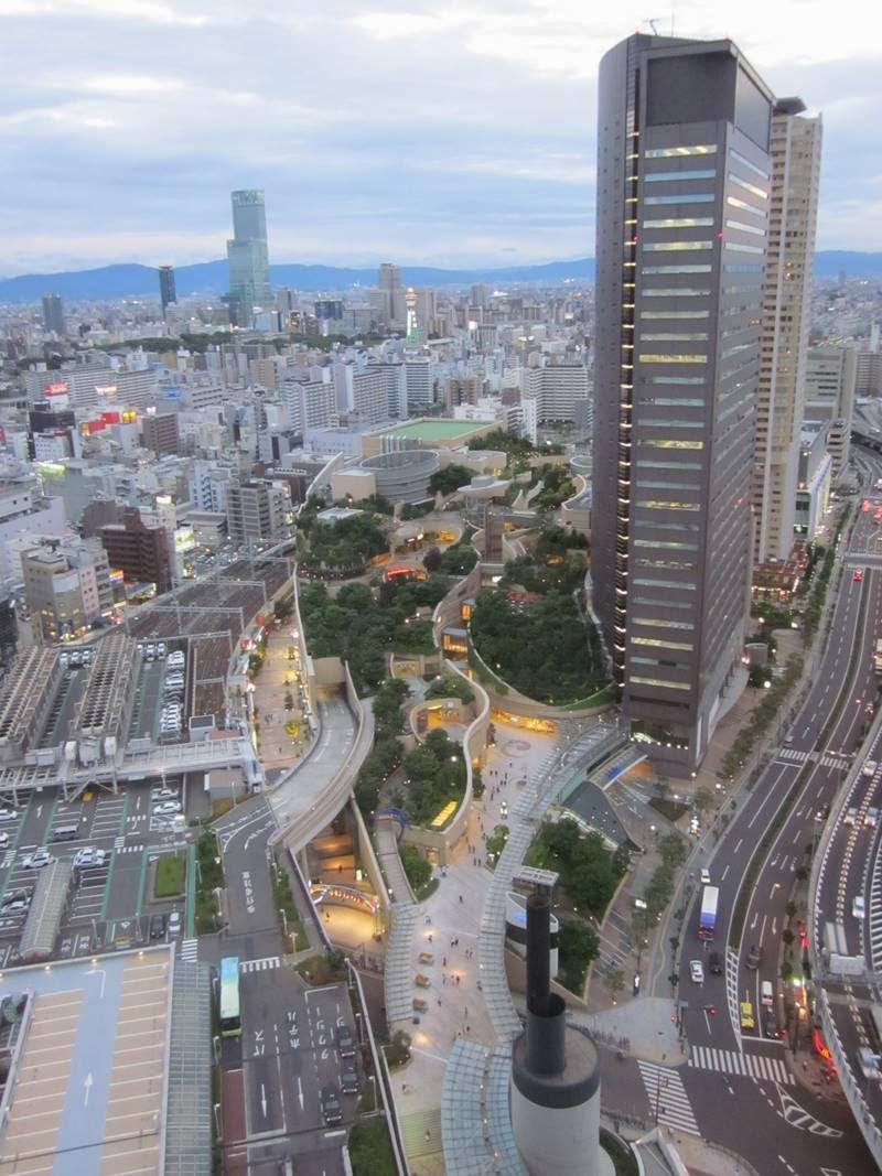 Namba Parks | Osaka, Japan
