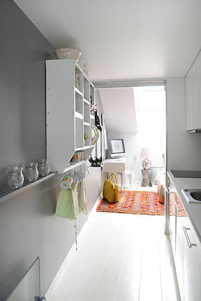 revista decoracao de interiores apartamentos: apartamento dos acima referidos! que conquistou também a minha