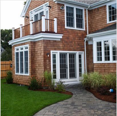 Fachadas de casas r sticas dise os y materiales for Ver construcciones de casas