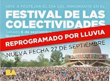 FIESTA DE LAS COLECTIVIDADES