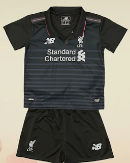 gambar desain terbaru jersey kids Liverpool musim depan Jersey kids Liverpool third New Balance musim 2015/2016 di enkosa sport toko online terpercaya lokasi di jakarta pasar tanah abang
