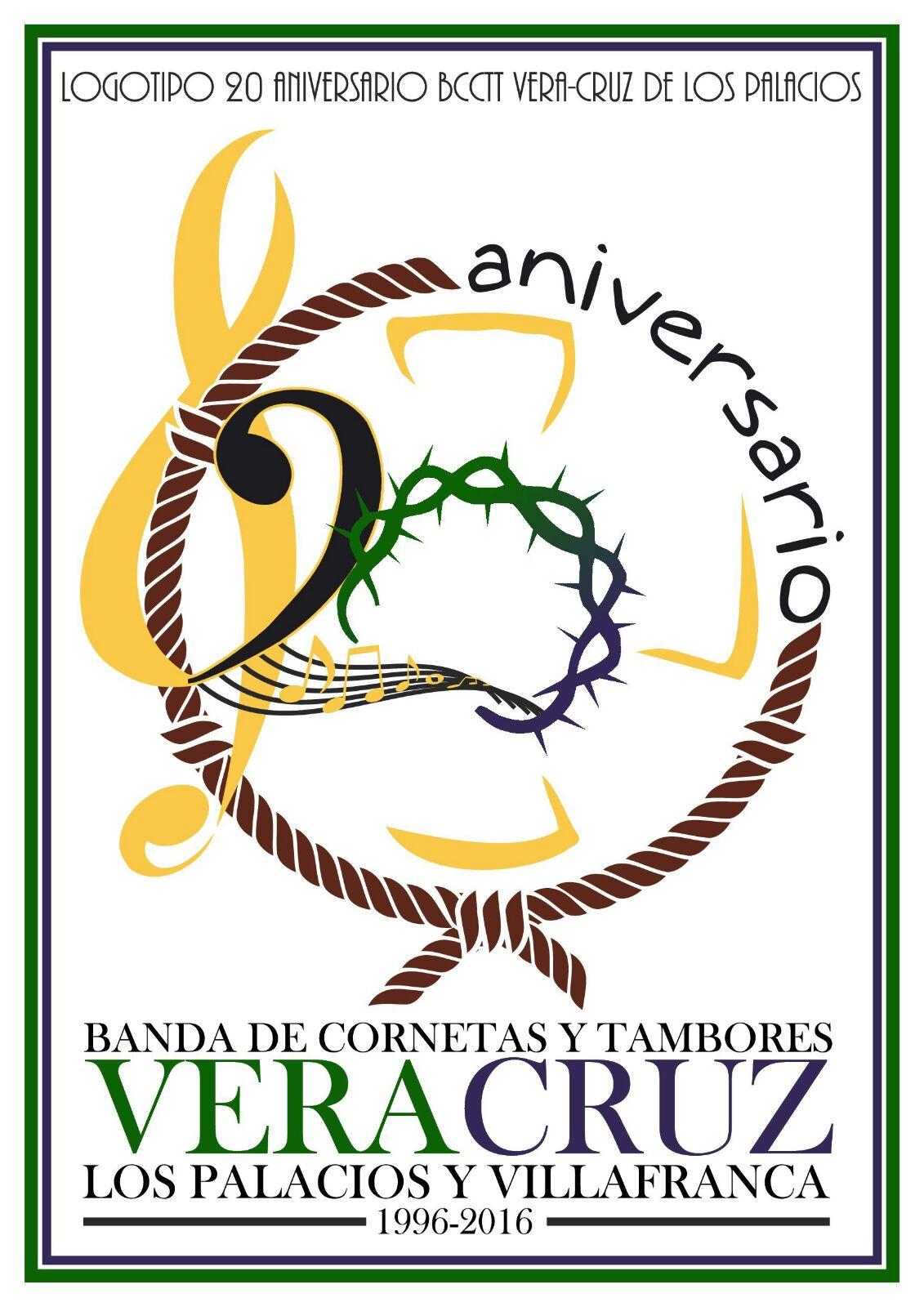 LOGOTIPO XX ANIVERSARIO(1996-2016)