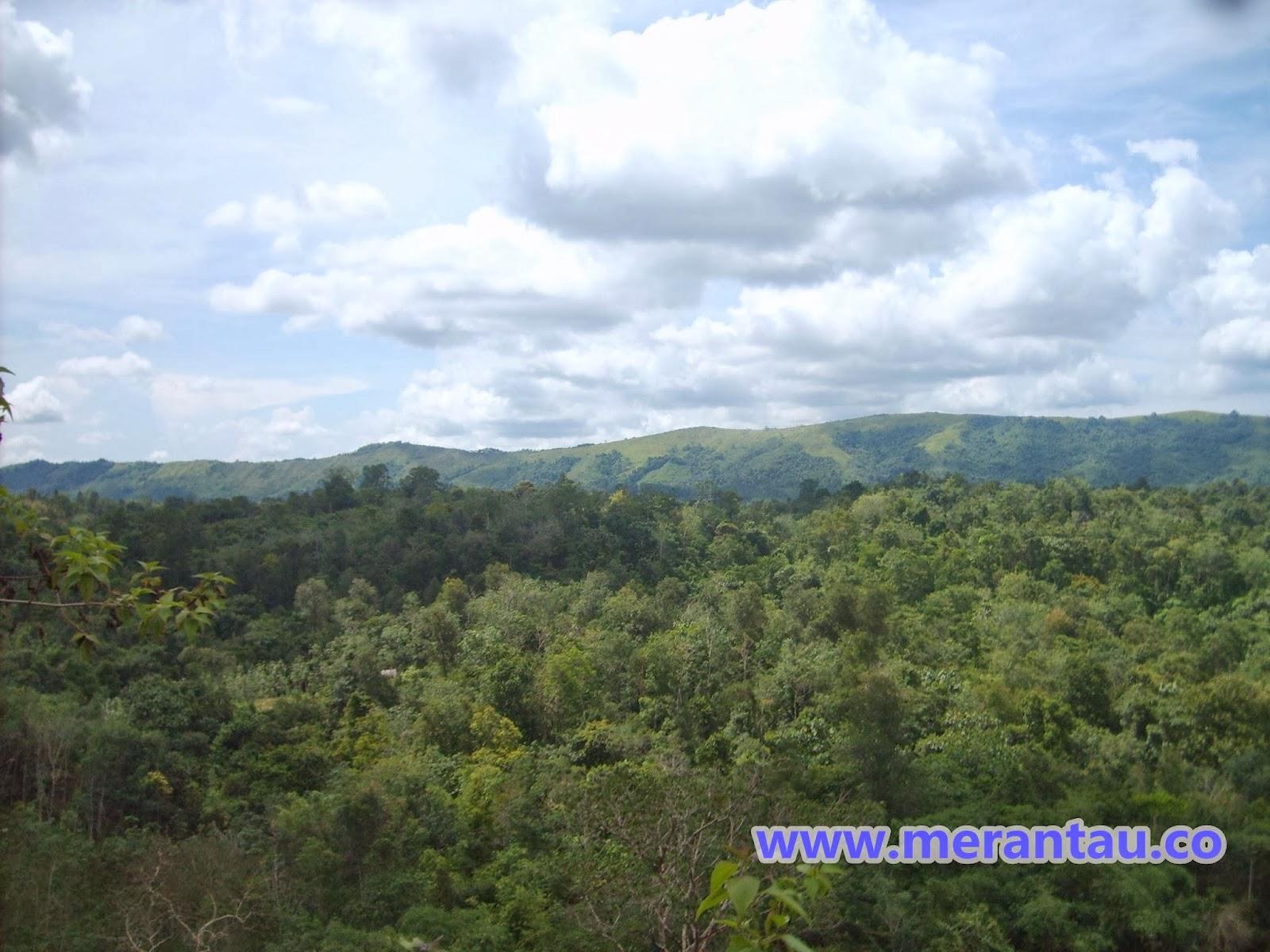 Pemandangan Alam Barabai