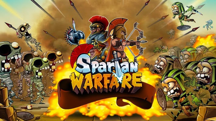 Spartan Warfare Gameplay