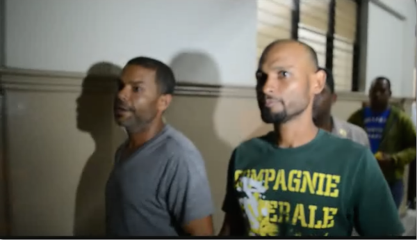 Dictan coerción a matadores de oficial en palacio justicia SFM