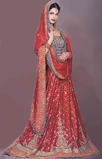 Veryin Fashion Trends: Latest Lehenga Designs In Bridal Boutique Style