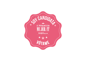 Soy candidata a II Premios Mujer IT