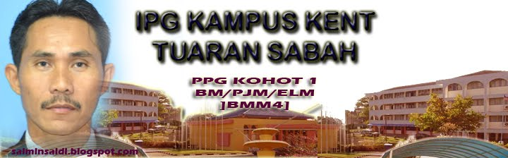 Blog Akademik Saimin Saidi