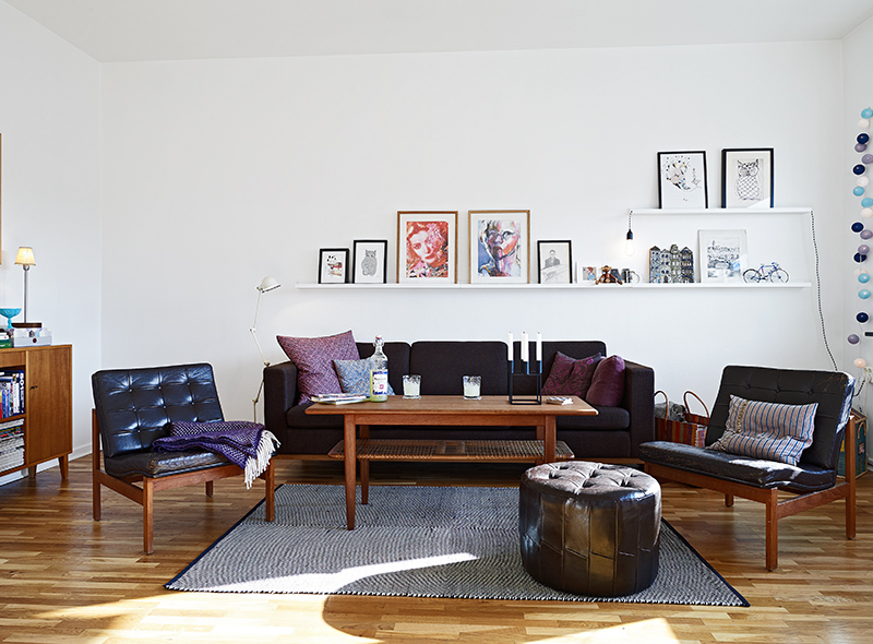 La petite fabrique de r ves un appartement su dois - Appartement spacieux lumineux en suede ...