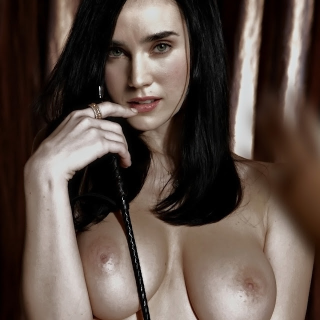 Jennifer Connelly Topless Fantastic Big Boobs