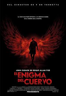 Ver Película El Enigma del Cuervo Online Gratis (2012)
