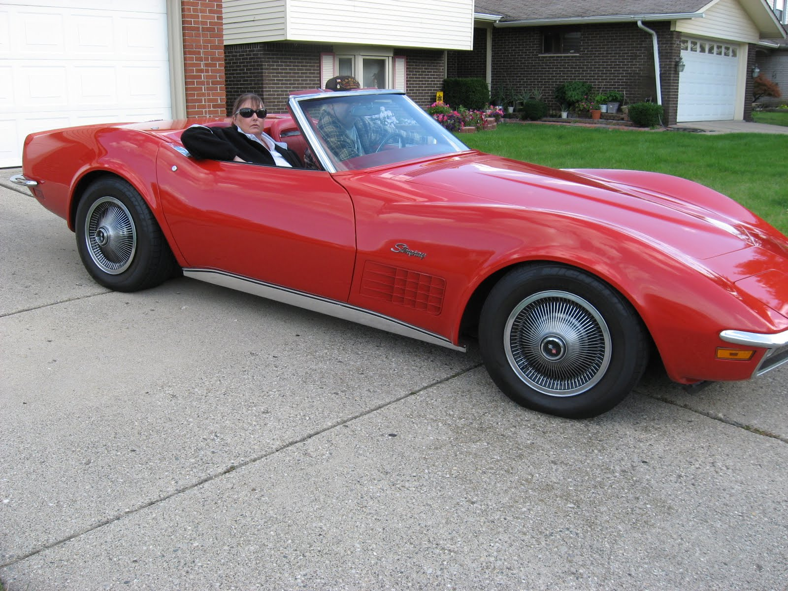 north texas bikers iii 1970 corvette stingray for sale 10 17 2011. Black Bedroom Furniture Sets. Home Design Ideas