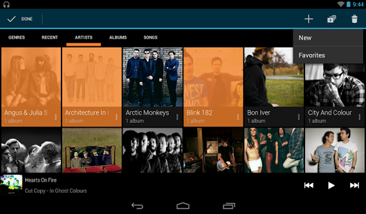 Shuttle+ Music Player Pro v1.3.1 Full Apk  İndir