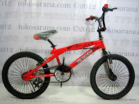 Sepeda BMX Pacific 20-2058 Freestyle 20 Inci