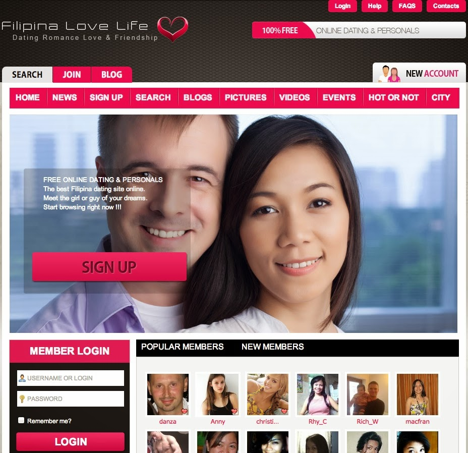 search international online dating sites