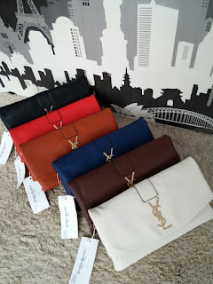 look alike bag - suye aisha (Online Shop): YSL CLUTCH SP(SEMI PREMIUM)