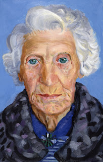 jenny saville and lucien freud Freud could capture his sitter's essence so that even if the actual image wasn't exact, the proportions were off or the hair style wasn't quite right, the portrait was always true.