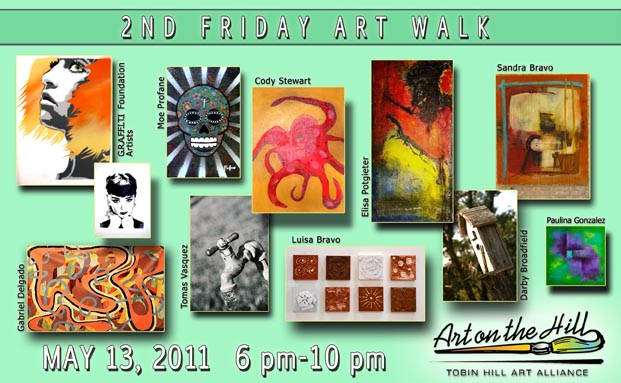 Tobin Hill Art Walk