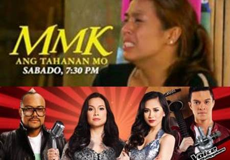 National TV Ratings (June 22-23): Nikki Gil MMK and The Voice PH Top Weekend Viewing