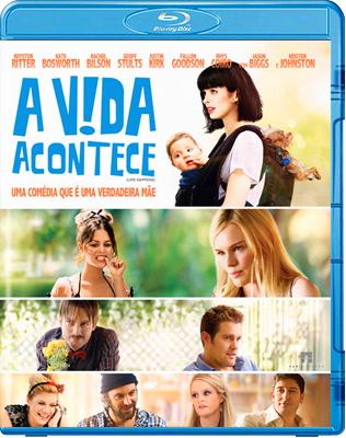 Filme Poster A Vida Acontece BDRip XviD Dual Audio & RMVB Dublado