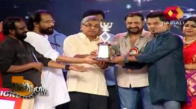 Gandharva Sangeetham winner Praveen Dev