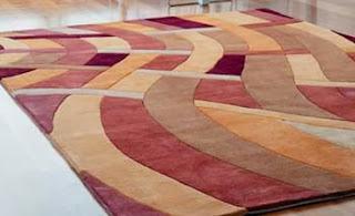 Tapetes modernos e com bom preço