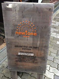 Newtone Records in Osaka