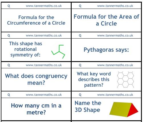 Resourceaholic 5 Maths Gems 6