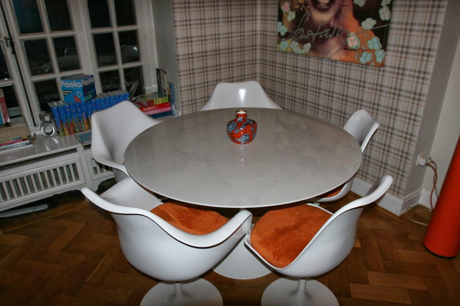 Colour up your office !: Gebrauchte Walter Knoll Möbel Tisch Stühle ...